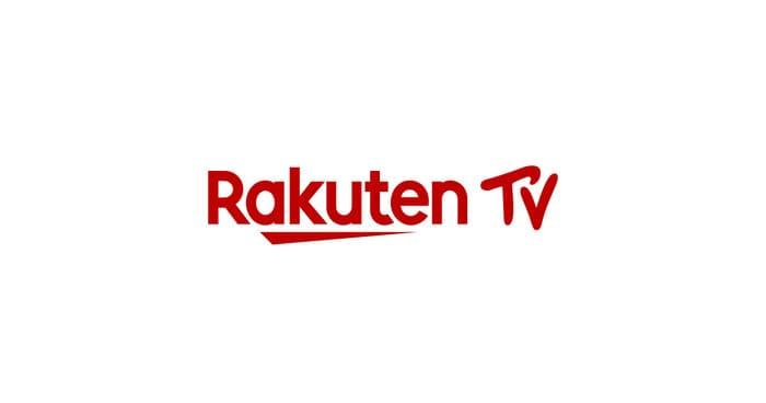 Rakuten TVのロゴ