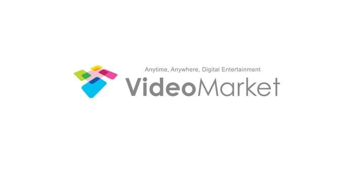 ビデオマーケットのロゴ