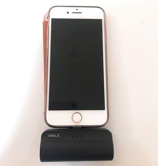 Link Me PlusでiPhoneを充電