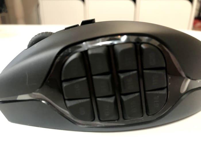 G600の側面