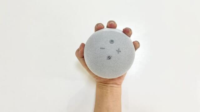 Amazon Echo Dotレビュー|第4世代で球体デザインとなった新モデル
