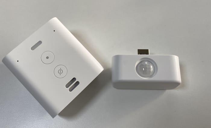 Echo Flexとモーションセンサー