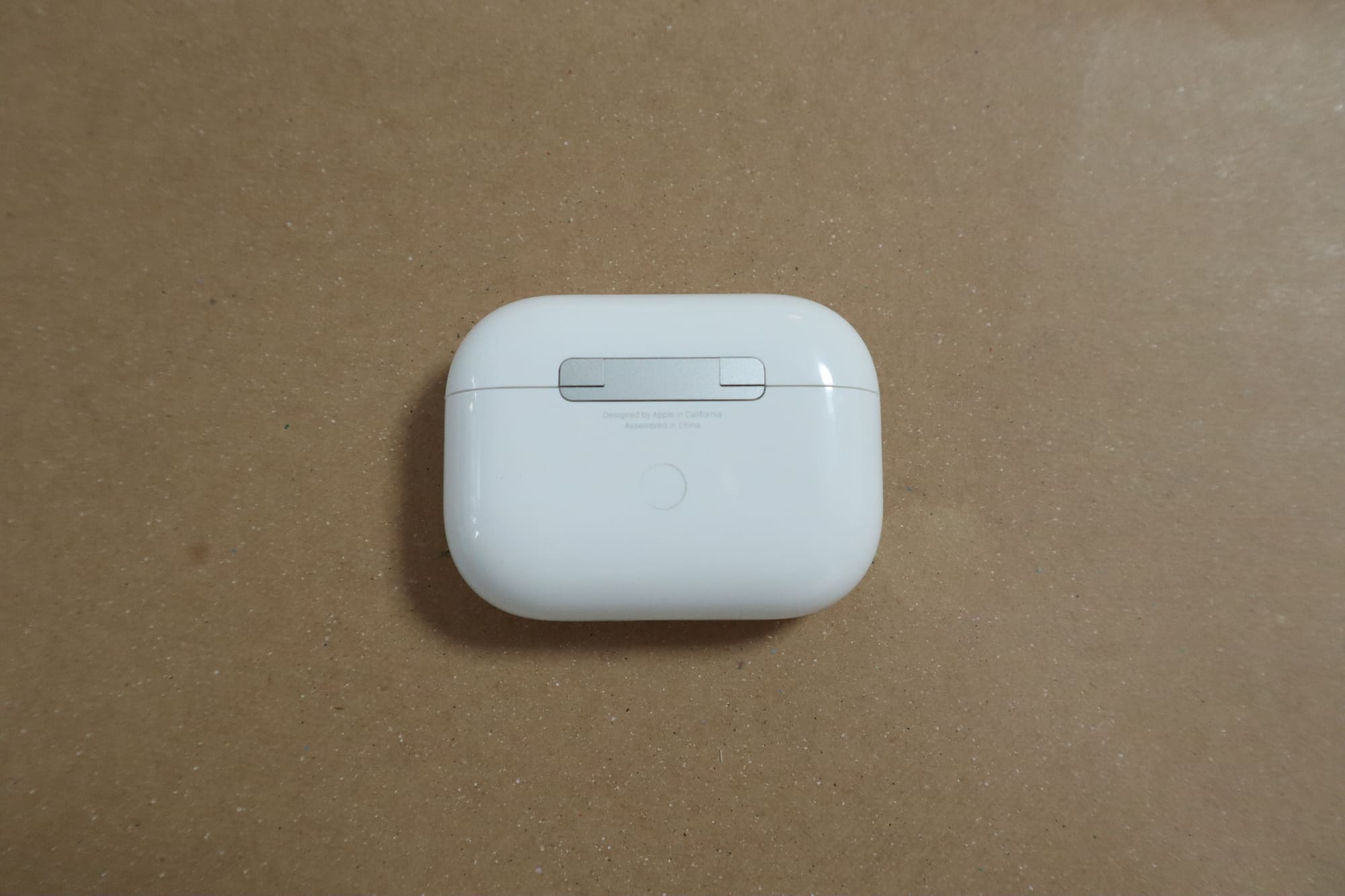 AirPods Proの背面
