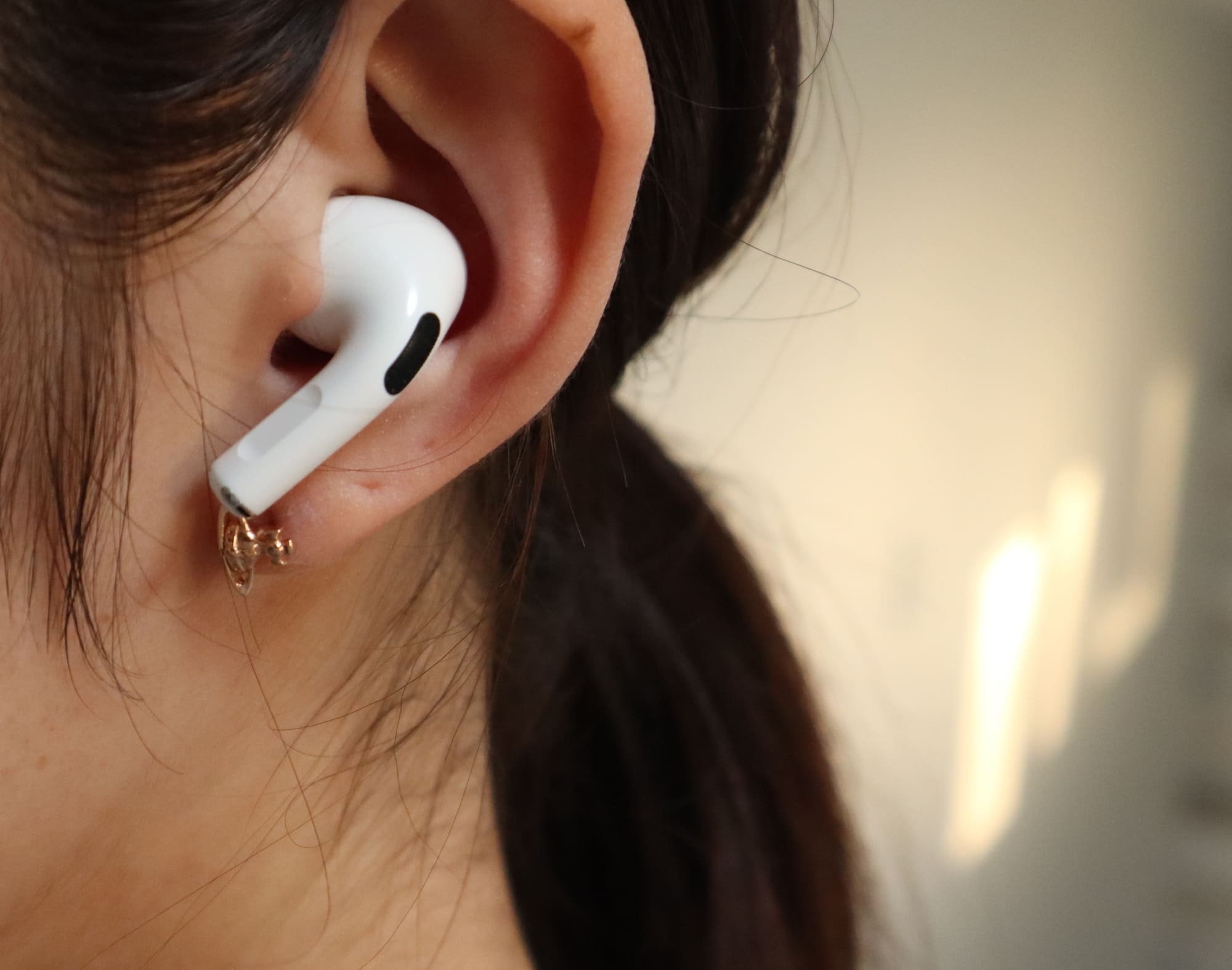 AirPods Proの装着感
