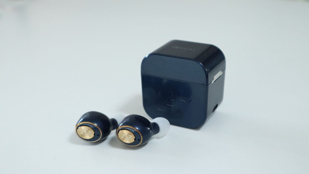 TE-D01g徹底レビュー!AVIOTが打ち出す低価格高音質の完全ワイヤレスイヤホン