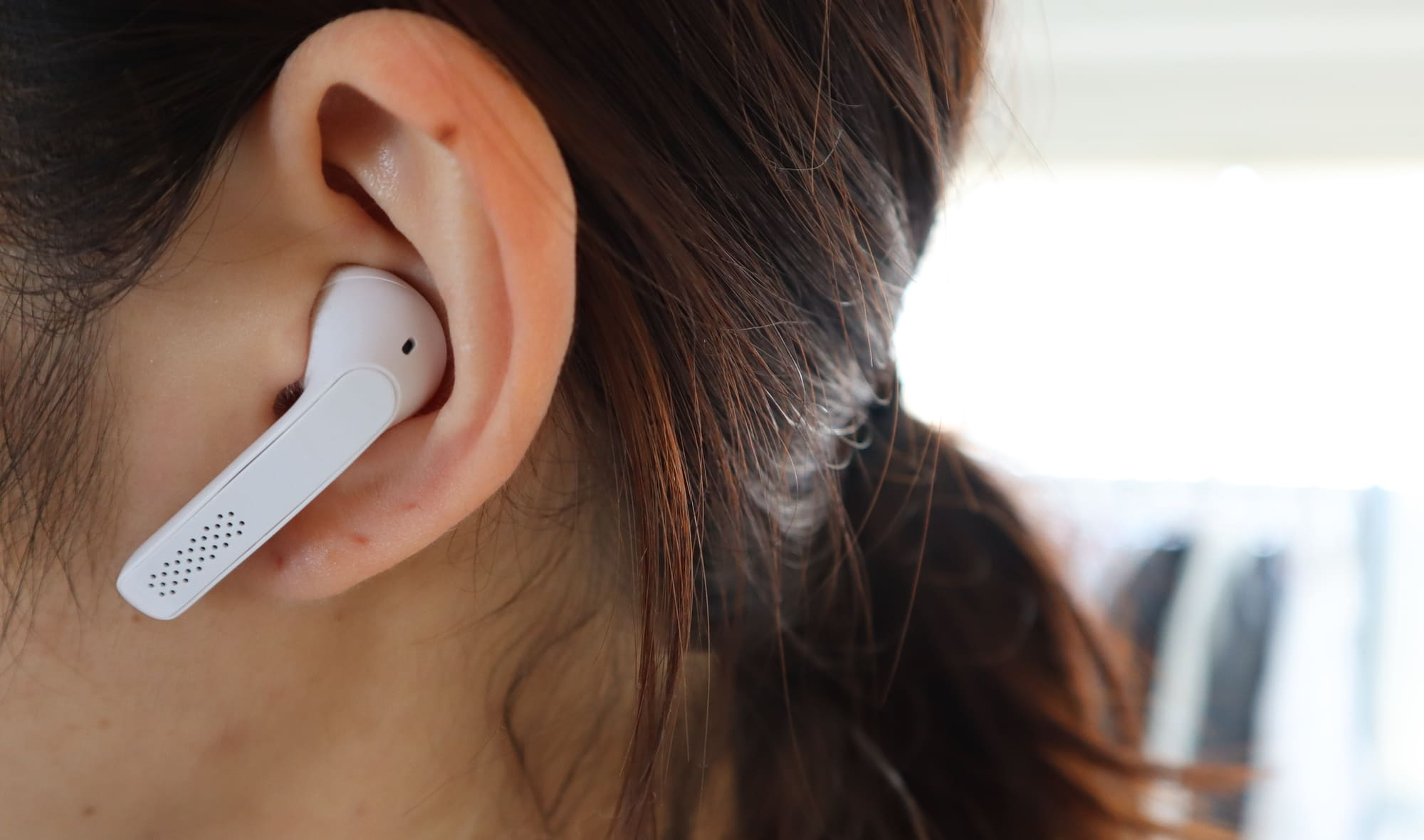 cheero Wireless Earphones Light Styleの装着感と音質