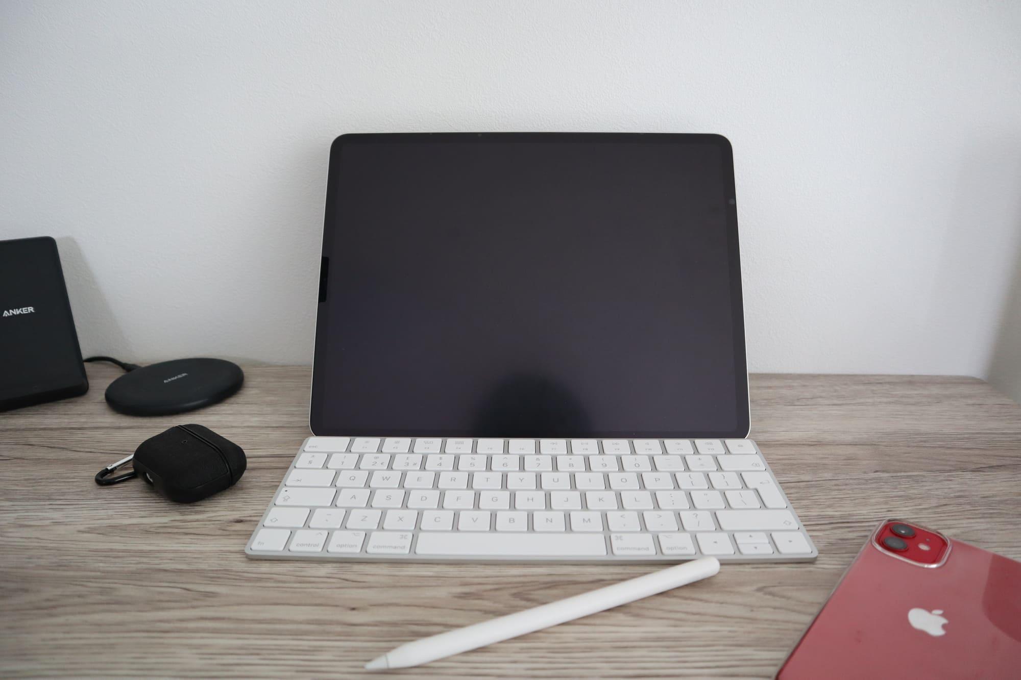 iPadとキーボード