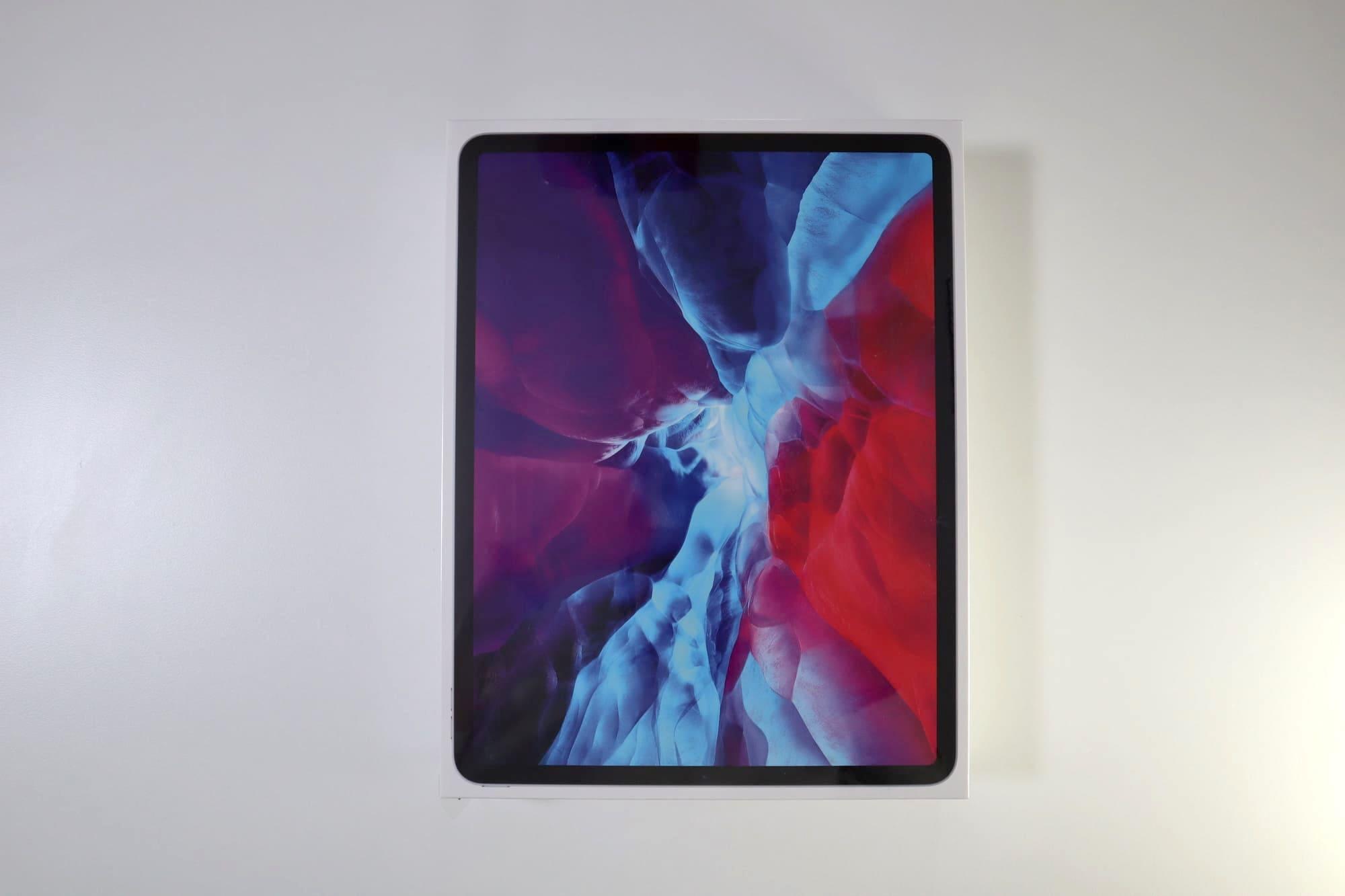iPad Proの外箱