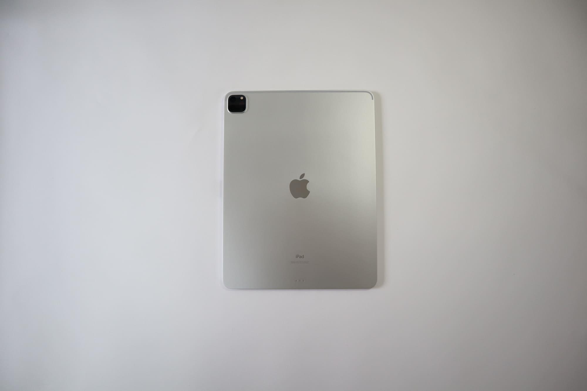 iPad Proの外観デザイン