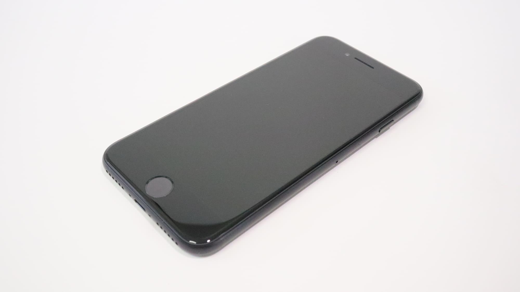 iPhone SEのディスプレイサイズ