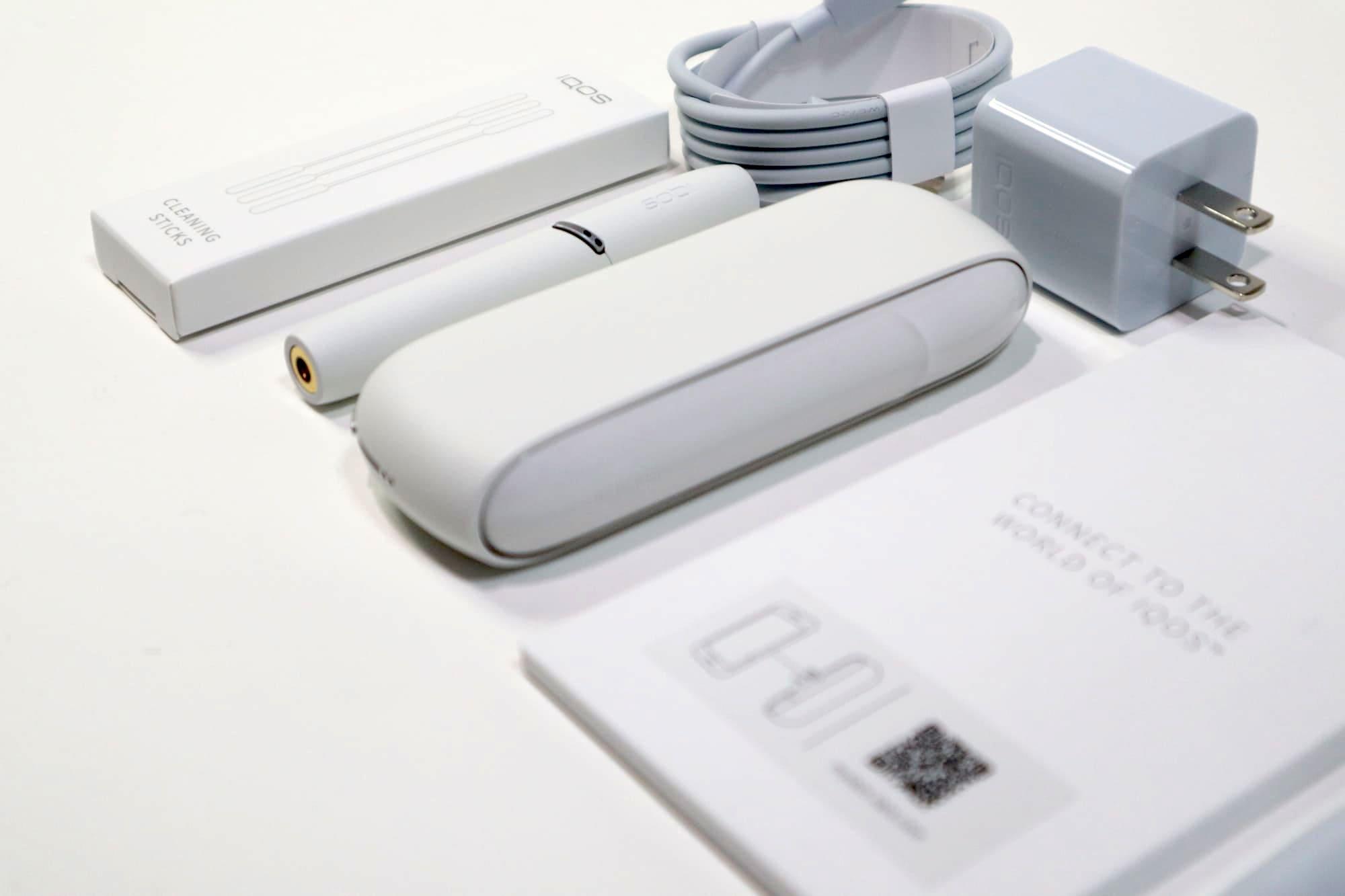 【iQOS 3 Duoをレビュー】2本連続で吸える大人のための喫煙デバイス。