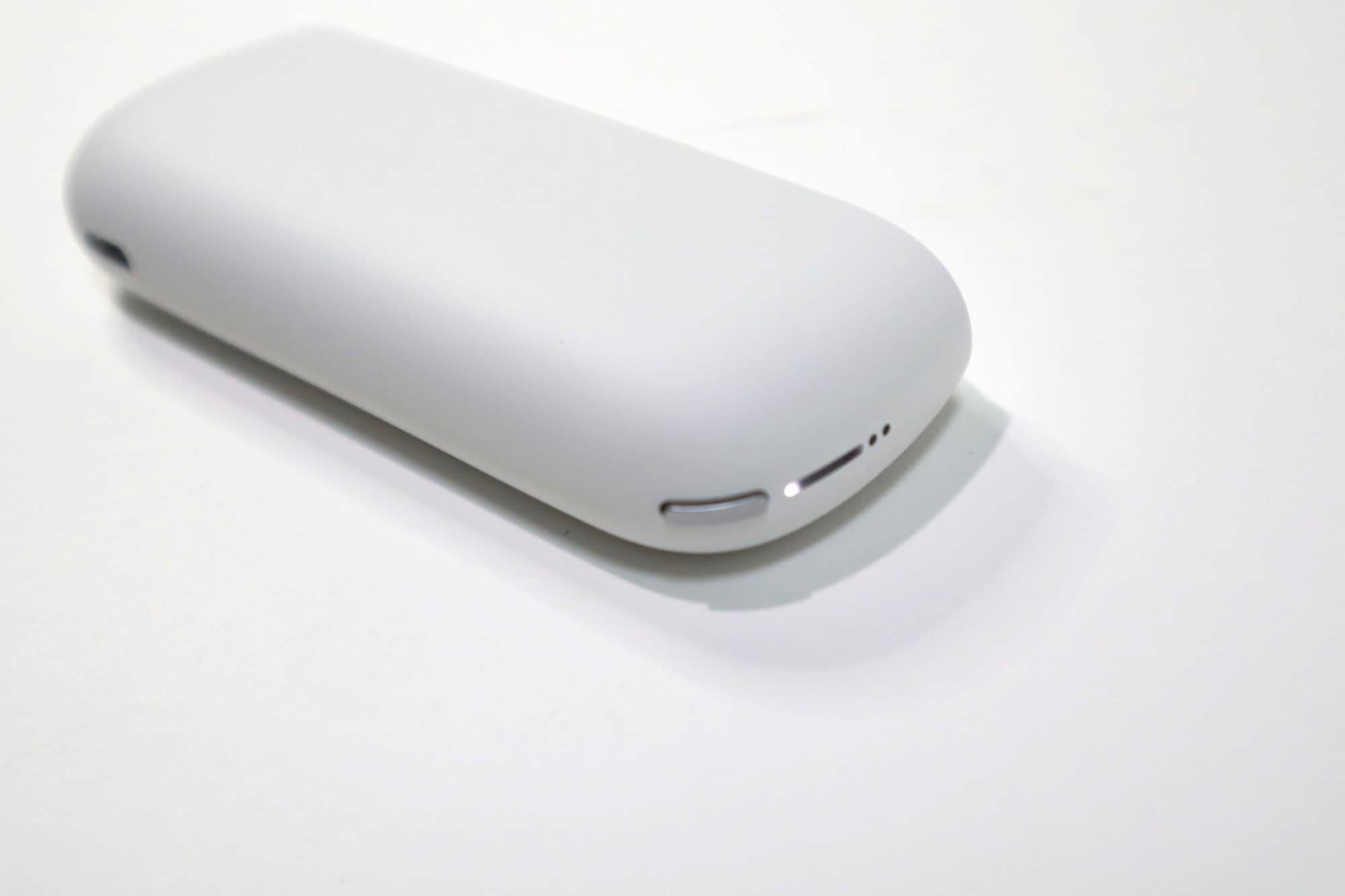 iQOS 3 Duoのチャージャーのバッテリー残量