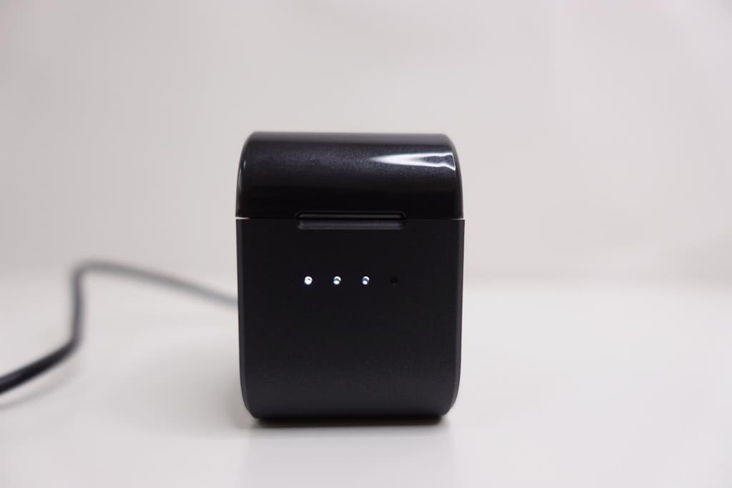 AVIOT TE-D01gvのバッテリー残量