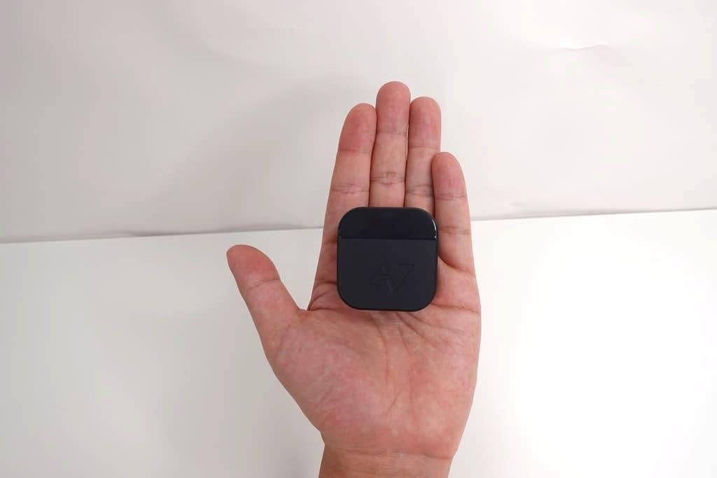 AVIOT TE-D01gvのサイズ感