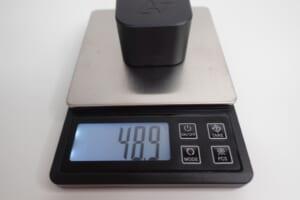 AVIOT TE-D01gvの重さ