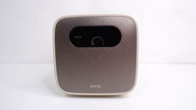 BenQ GS2の本体正面