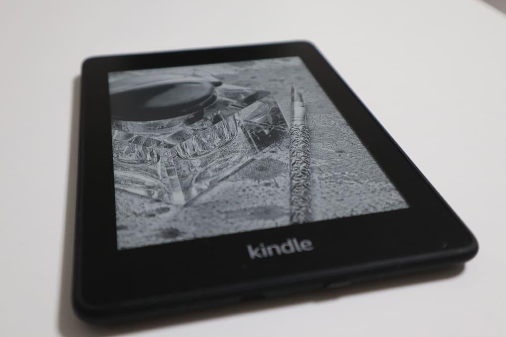 Kindle Paperwhiteレビュー