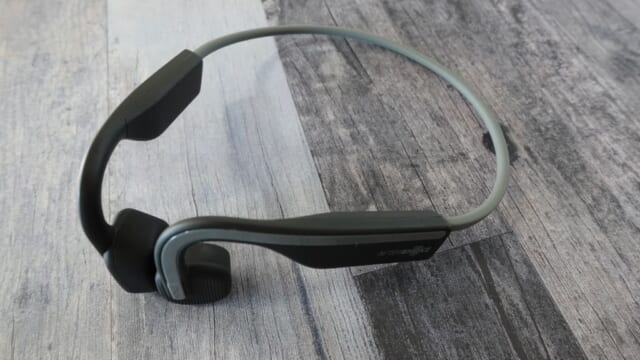 AfterShokz OpenMoveのデザイン