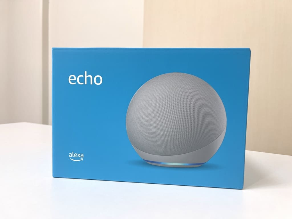 Amazon New Echoレビュー|新モデルの第4世代を良し悪しを解説