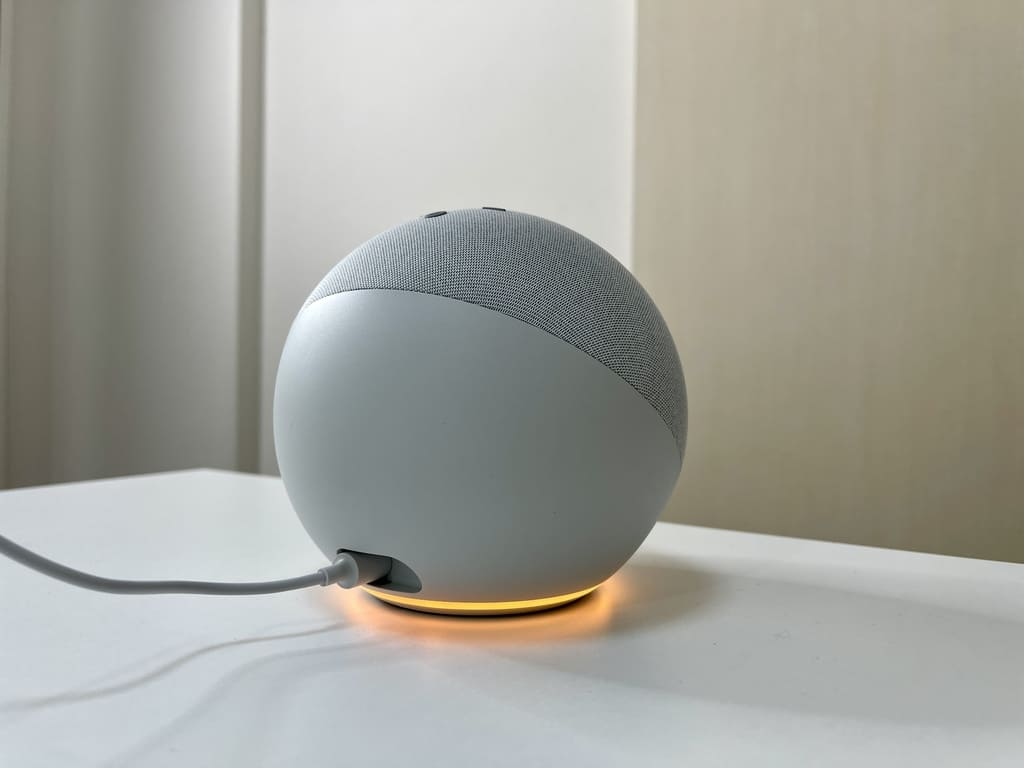 New Echoのリングライト