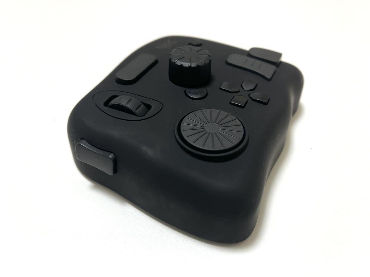 tourboxのサイドボタン
