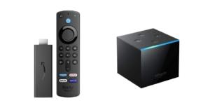 【Fire TV Stick/4K/Cube】現行の全種類を比較して違いを解説